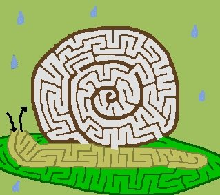 Веселый лабиринт №13 Labyrinth coloring pages 923 картинка